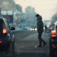 In California, If A Driver Hits Me While I am Jaywalking, Is He At Fault?