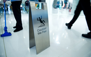 Slip and Fall Settlement Amounts in California