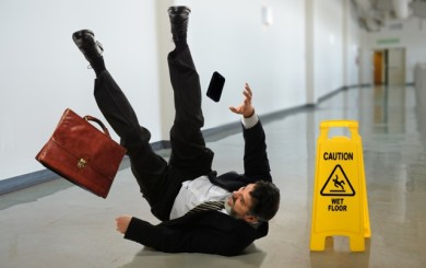 Ritholz: 5 Reasons You Need a Lawyer if You Slip and Fall