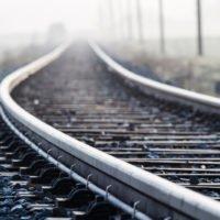 rails for railroad